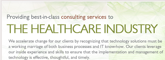 McCormack Consulting - The best-in-class consulting services to the health care industry.
